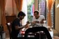 Vikram Prabhu, Sathyaraj in Sigaram Thodu Movie Photos