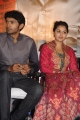 Vikram Prabhu, Monal Gajjar @ Sigaram Thodu Movie Press Meet Stills