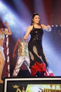Actress Charmi at South Indian International Movie Awards 2012 Photos