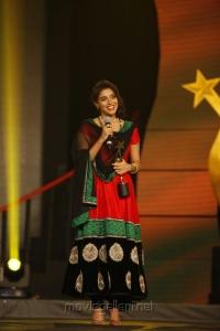 Asin Thottumkal at South Indian International Movie Awards 2012 Photos
