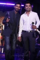 Dhanush, Simbu at South Indian International Movie Awards 2012 Photos