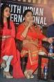 Actress Kushboo Sundar @ SIIMA 2016 Press Meet Chennai Stills