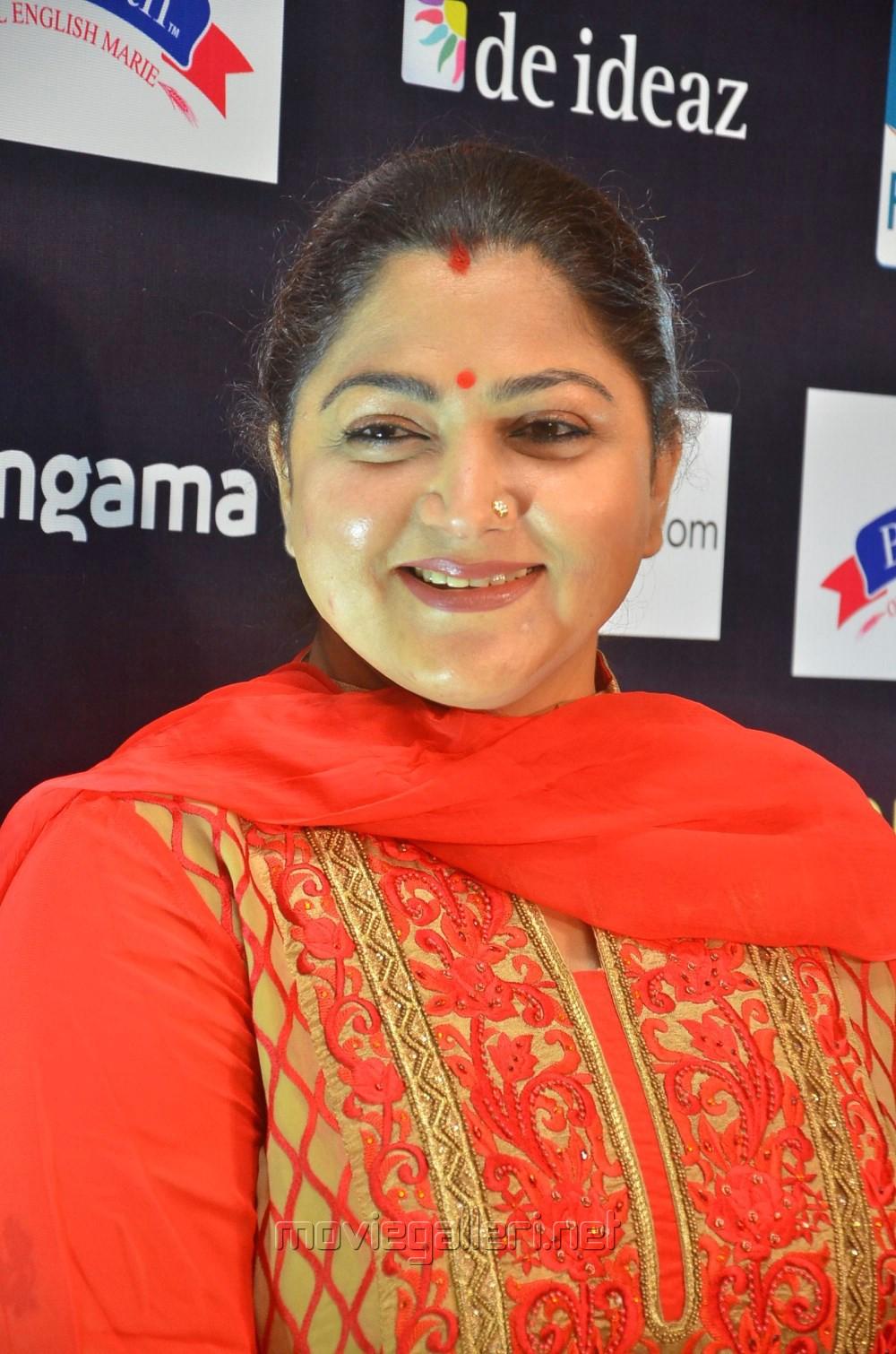 Kushboo Tamil Hot Minimalist picture 1043612   actress kushboo sundar @ siima 2016 press meet