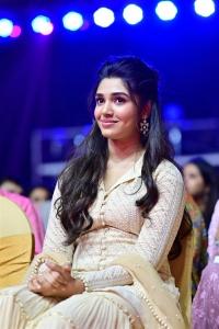 Actress Kriti Shetty @ SIIMA Awards 2021