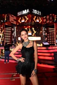 Shanvi Srivastava @ SIIMA Awards 2021