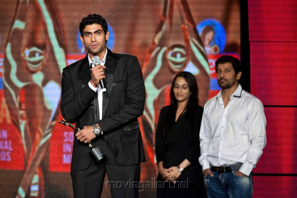 Rana Daggubati at SIIMA Awards 2012 in Dubai Day1 Stills