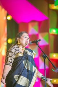 Usha Uthup @ SIIMA Awards 2013 Day 1 Photos