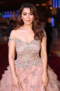 Actress Hansika Motwani @ SIIMA Awards 2018 Red Carpet Stills (Day 1)