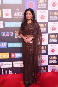 Shivada Nair @ SIIMA Awards 2018 Red Carpet Stills (Day 1)