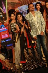 Shriya at SIIMA Awards Fashion Show Stills