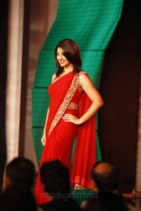 Richa Gangopadhyay at SIIMA 2012 Fashion Show Stills