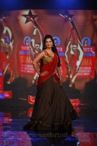 Lakshmi Rai Walked the Ramp at SIIMA Awards Fashion Show Stills