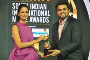Shanvi Srivastava @ SIIMA Short Film Awards 2018 Curtain Raiser Stills