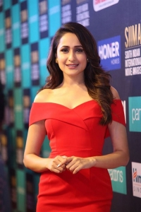 Pragya Jaiswal @ SIIMA Short Film Awards 2018 Curtain Raiser Stills