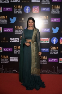 Actress Aishwarya Rajesh @ SIIMA 2021 Awards Red Carpet Day 2 Pics