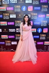 Aparna Balamurali @ SIIMA 2021 Awards Red Carpet Day 2 Pics