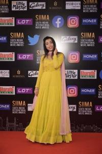 Apoora @ SIIMA 2021 Awards Red Carpet Day 2 Pics