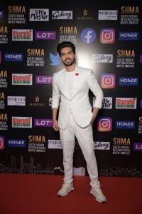 Armaan Malik @ SIIMA 2021 Awards Red Carpet Day 2 Pics