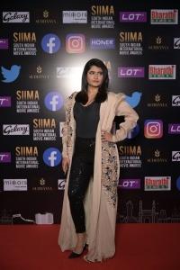 Ashima Narwal @ SIIMA 2021 Awards Red Carpet Day 2 Pics
