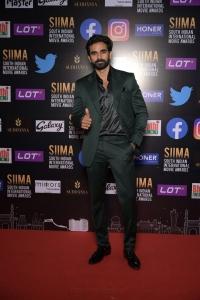 Ashok Selvan @ SIIMA 2021 Awards Red Carpet Day 2 Pics