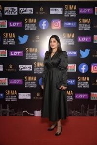 Brinda Prasad @ SIIMA 2021 Awards Red Carpet Day 2 Pics