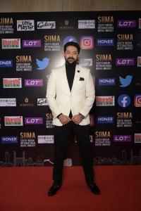 Deavarj @ SIIMA 2021 Awards Red Carpet Day 2 Pics