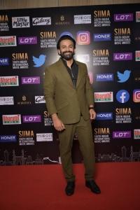 Dhananjaya @ SIIMA 2021 Awards Red Carpet Day 2 Pics