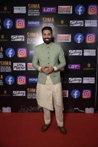 Govind Padmasoorya @ SIIMA 2021 Awards Red Carpet Day 2 Pics