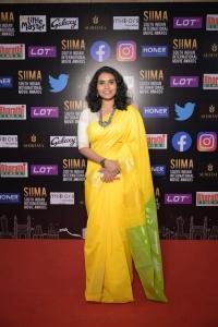 Gowri Nandha @ SIIMA 2021 Awards Red Carpet Day 2 Pics