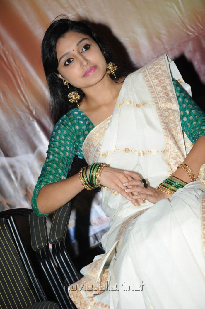 Cute Sreeja Photos at Ela Cheppanu Audio Release