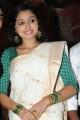 Sija Rose Cute Saree Photos at Ela Cheppanu Audio Release