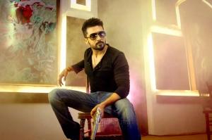 Actor Suriya in Sikandar Telugu Movie Stills