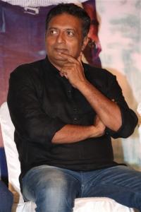 Actor Prakash Raj @ Sila Samayangalil Movie Press Meet Stills