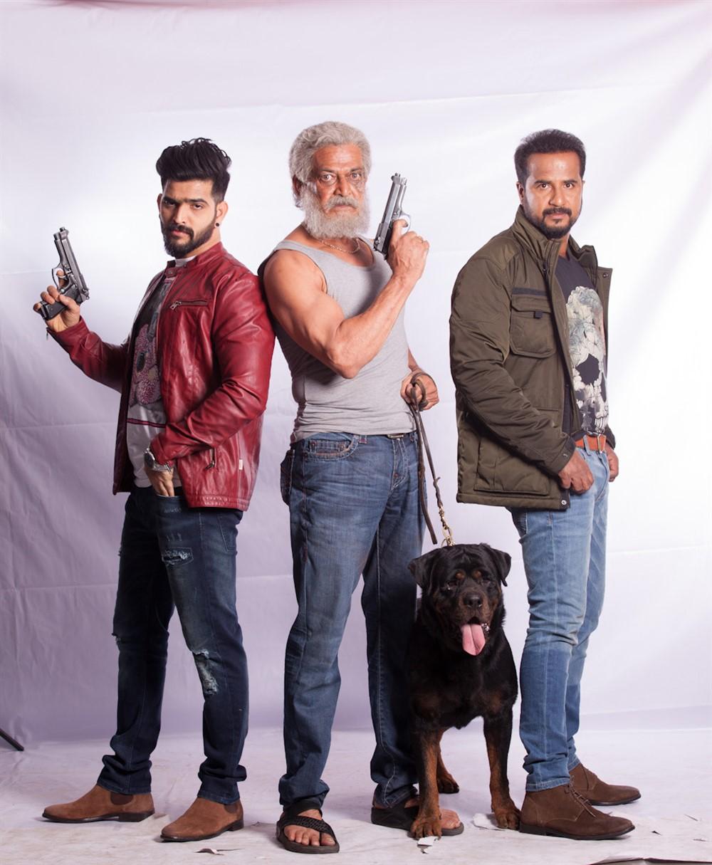 Silence Please Telugu Movie Stills