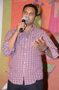 Producer Kiran Reddy @ Silly Fellows Movie First Look Launch Stills