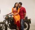 Regina Cassandra, Vishnu Vishal in Silukkuvarupatti Singam Movie Images HD