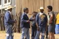 Simbu Osthi On Location Pics