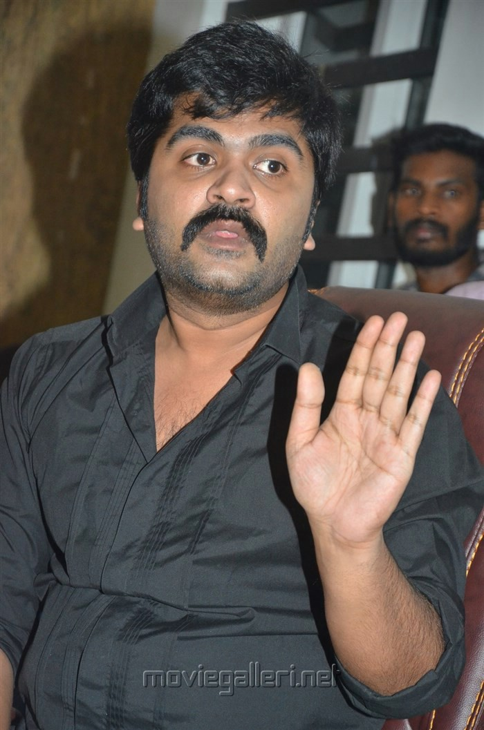 Jallikattu Issue Simbu Press Meet Stills