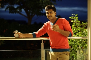 Actor Simbu Photos in Idhu Namma Aalu Movie