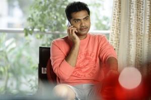 Idhu Namma Aalu Movie Actor Simbu Stills