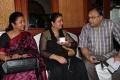 Radhika, Urvashi, Mohan Raman @ Simbu Team Nadigar Sangam Election Press Meet Photos