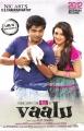 Simbu, Hansika Motwani in Vaalu Movie Posters