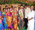 Actor Vadivelu at Director Simbudevan Wedding Photos