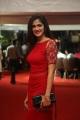 Actress Simran Choudhary Stills @ Mirchi Music Awards South 2017 Red Carpet