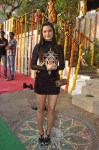 Actress Simran Suri Hot Photos at Biscuit Movie Launch