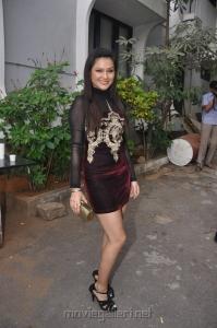 Telugu Actress Simran Suri Photos at Biscuit Movie Opening