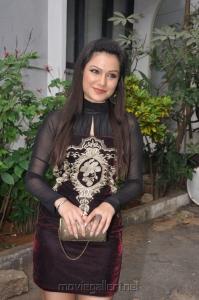 Telugu Actress Simran Suri Photos at Biscuit Movie Launch