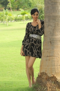 Actress Sanam Shetty in Singam 123 Telugu Movie Stills