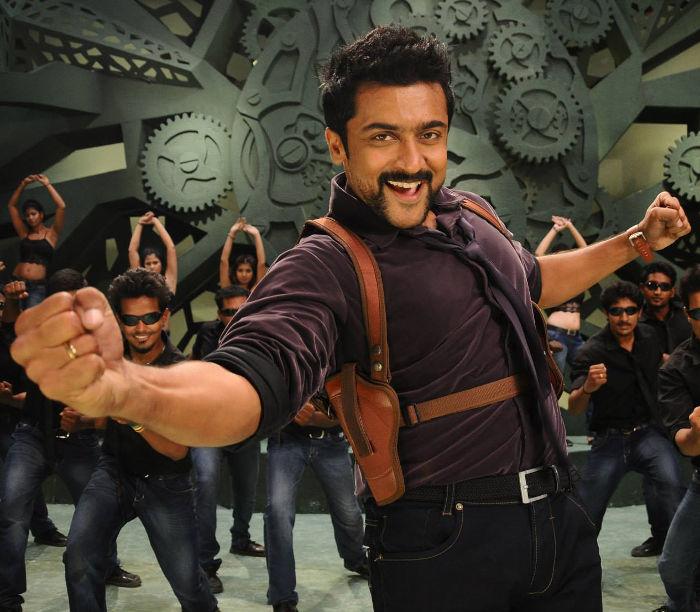 Suriya In Singam 2 Movie Images
