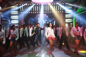 Suriya, Anushka in Singam 2 Latest Stills